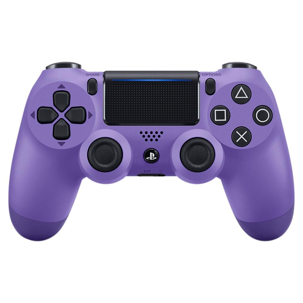 DualShock 4 Controller Electric Purple