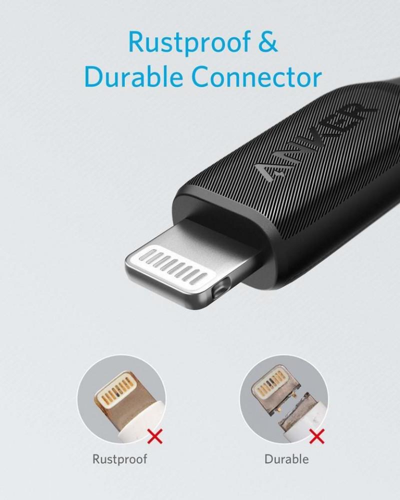 Anker PowerLine III USB-C سلك شاحن انكر اصلي اخر اصدار عروض انكر
