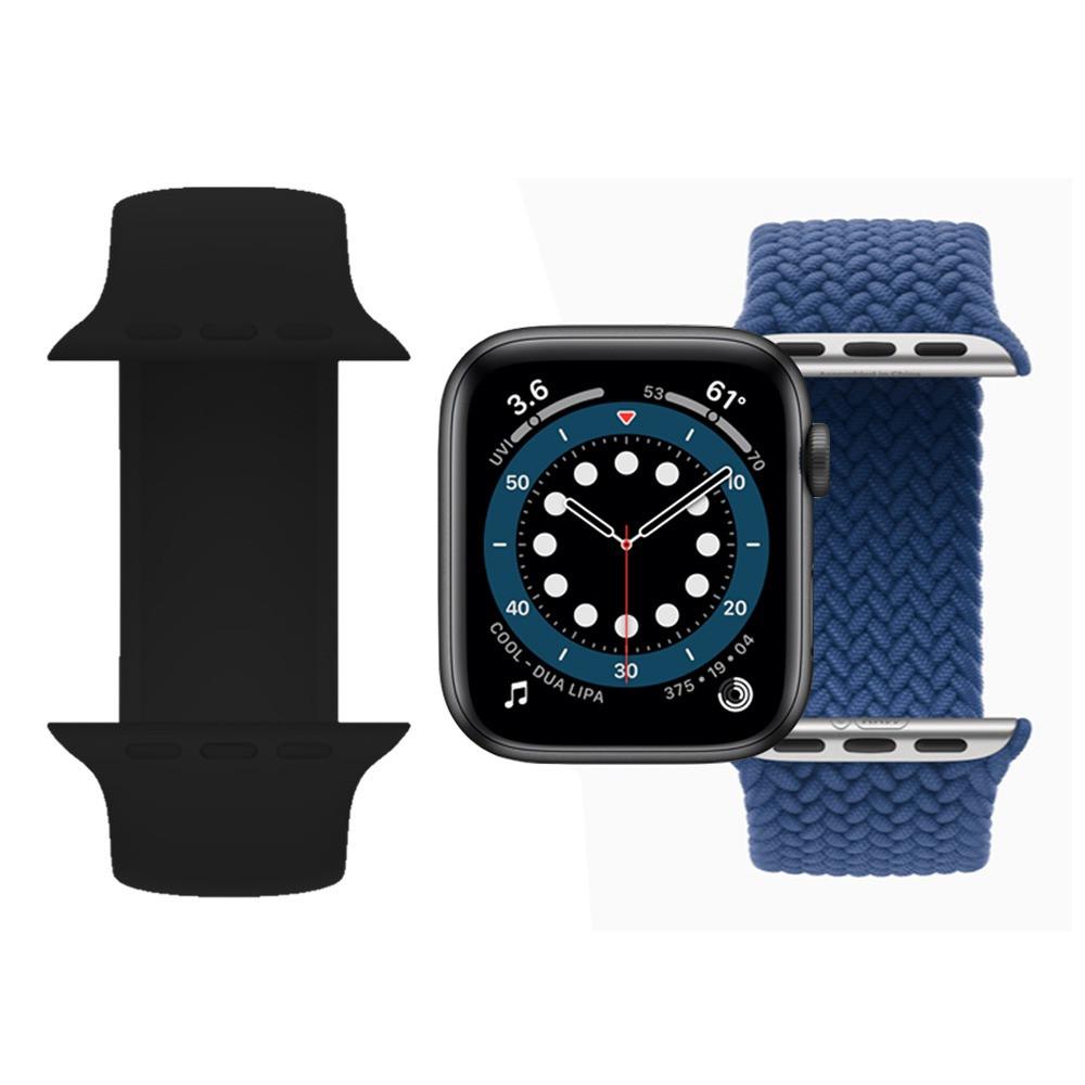 شبيه ساعة ابل apple watch Apple Watch Series 6 s سوار  ساعة ابل