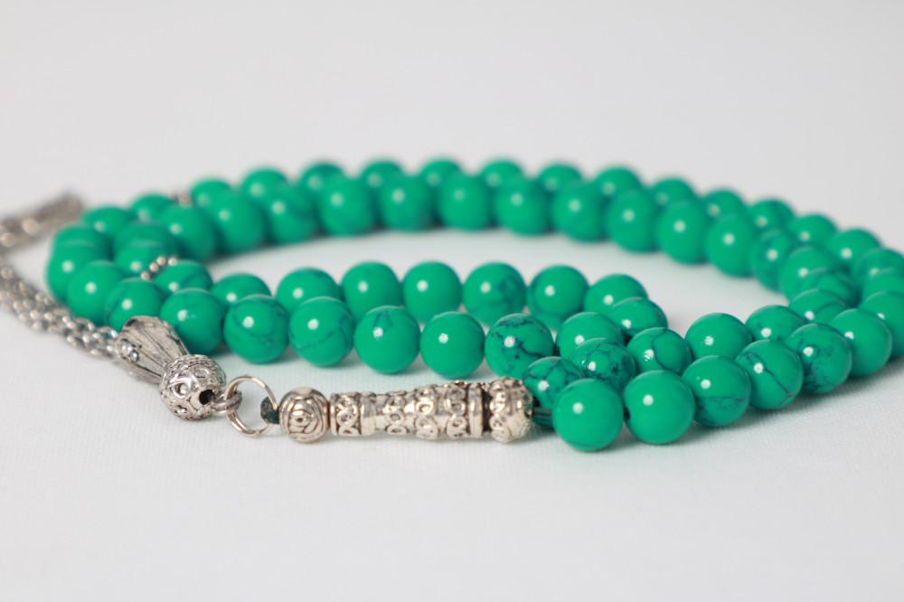 سبحه فيروز Turquoise Bracelet Jewelry