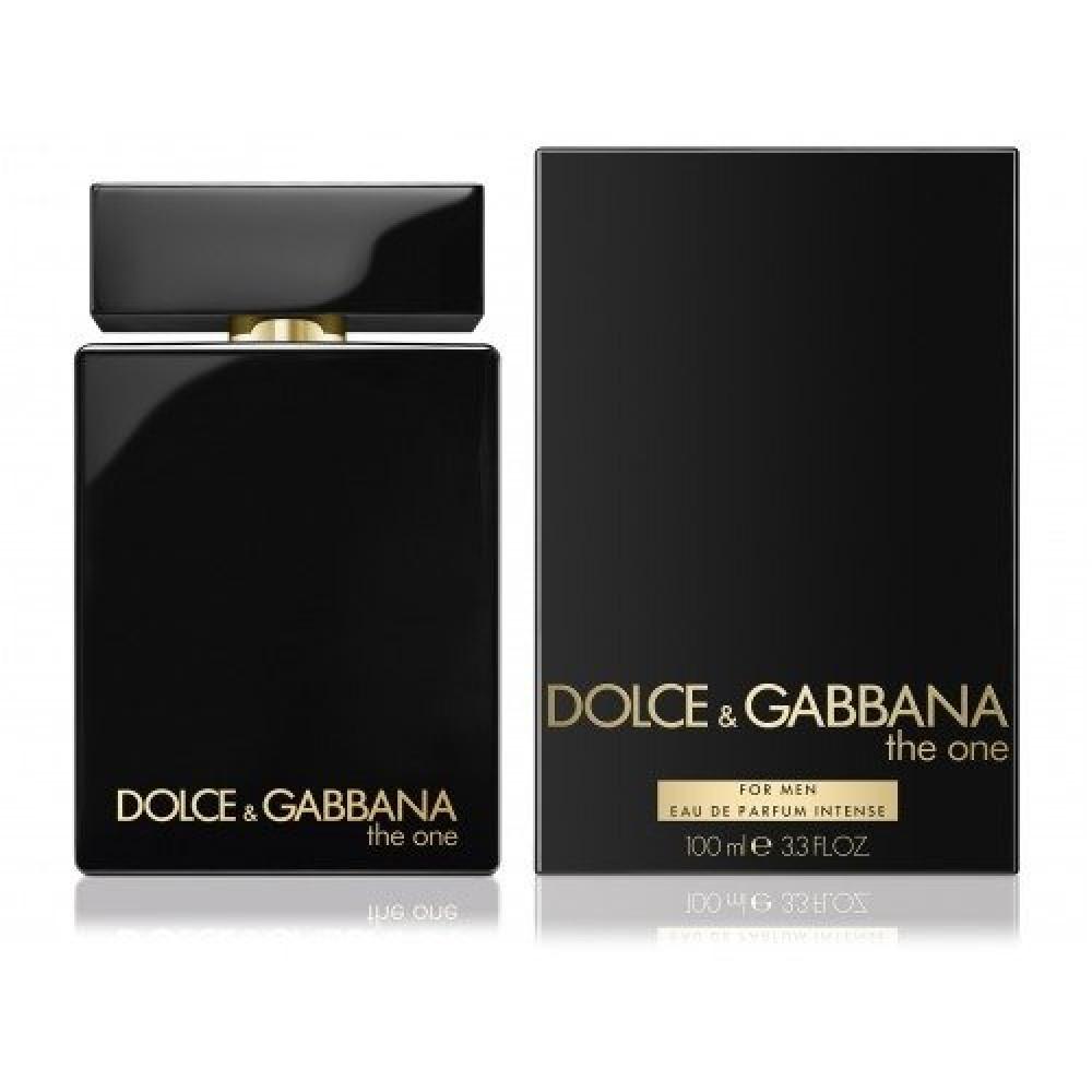 Dolce Gabbana The One for Men Eau de Parfum Intense 100ml خبير العطور
