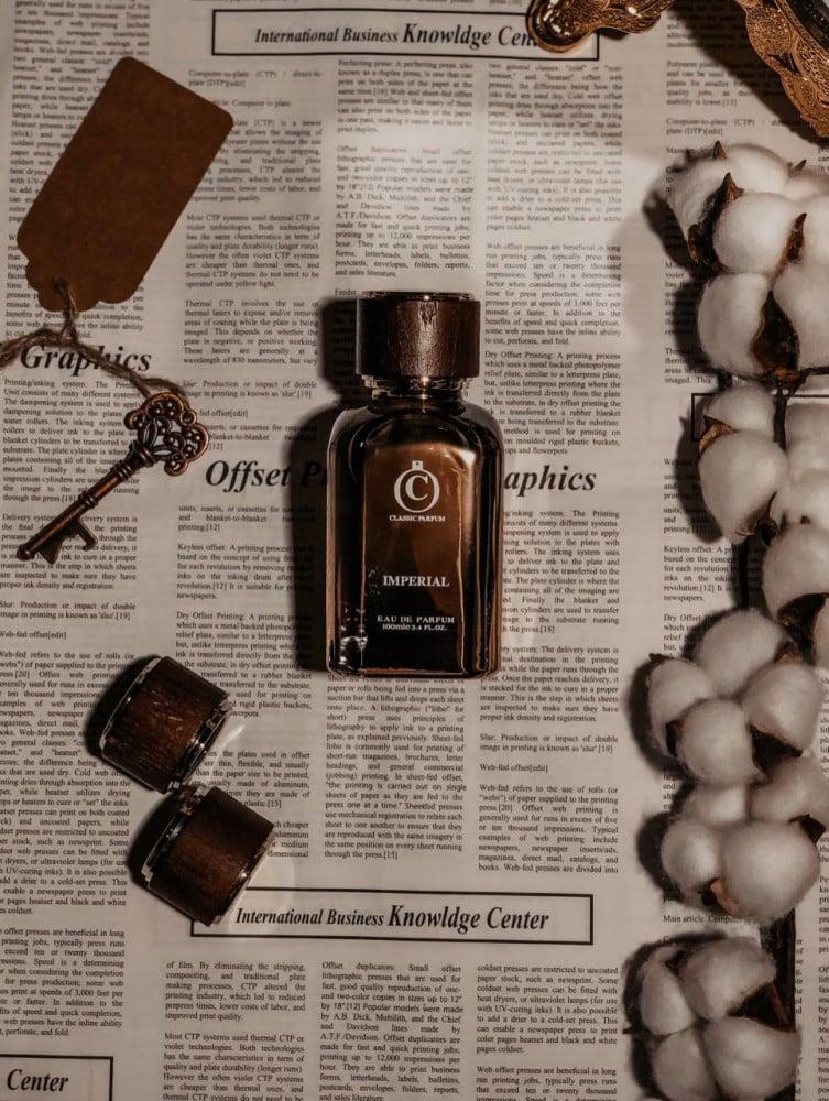عطر كلاسيك امبيريال classic perfume imperial