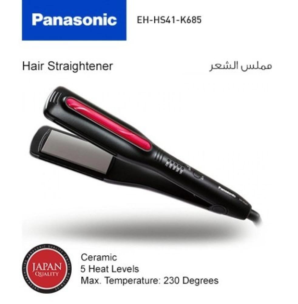 مملس شعر باناسونيك Panasonic EH-HS41-K685