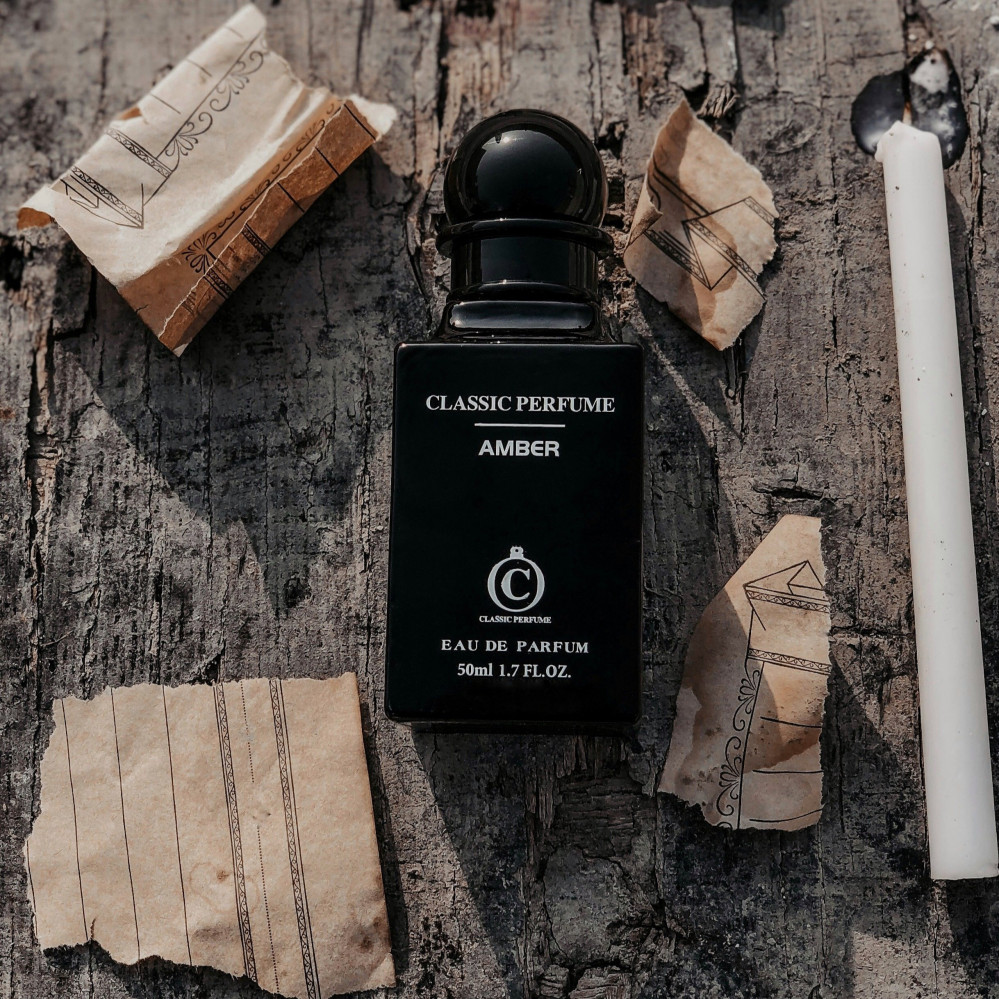 عطر كلاسيك عنبر classic perfume amber