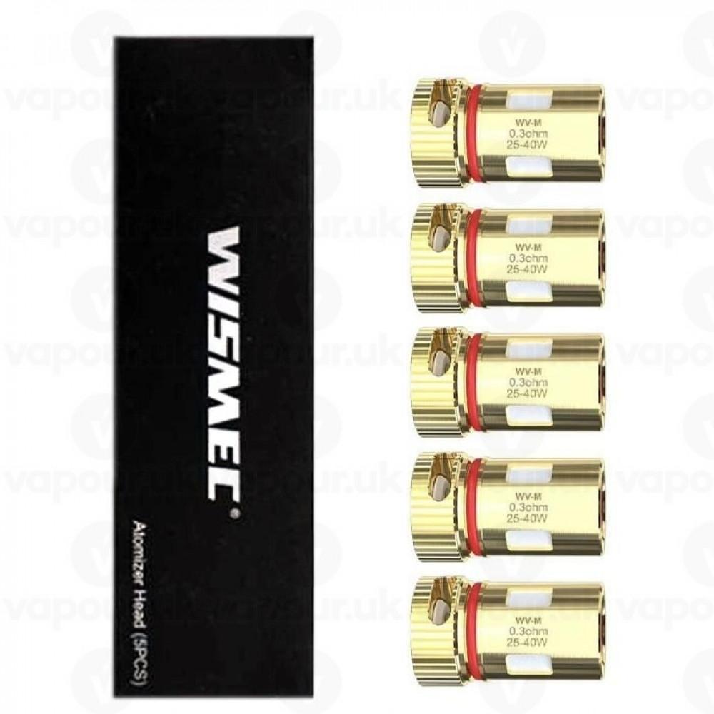 كويلات ويسمك ار 80  WISMEC R80 Coil