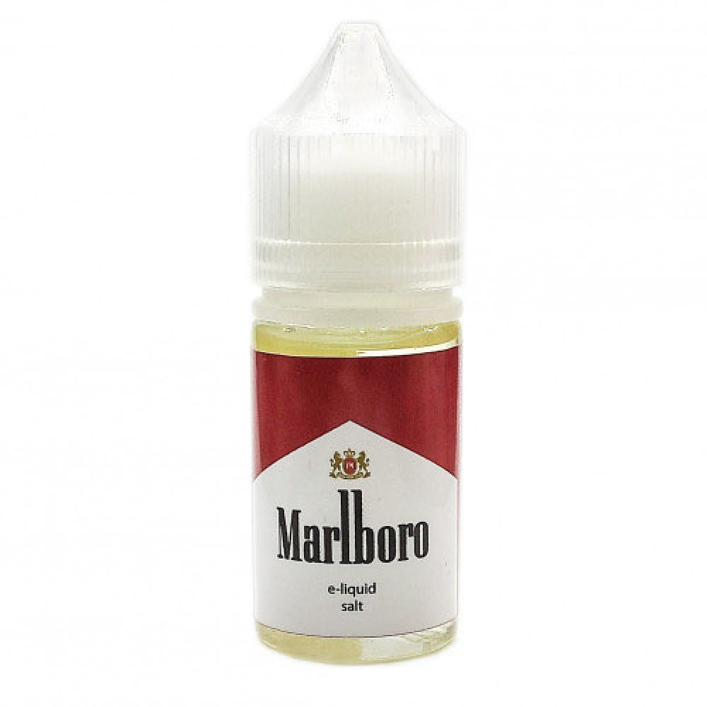 Marlboro نكهة مالبورو سولت نيكوتين Marlboro Salt