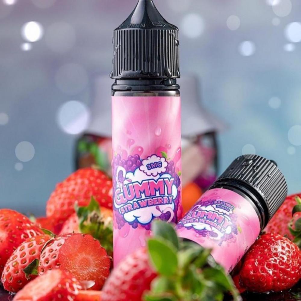 نكهة قمي فراولة -Gummy Strawberry-  60ML