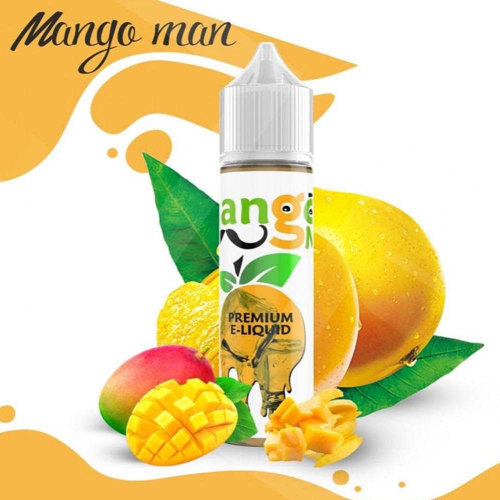 نكهة بريميم ايس مانجو PREMIUM Mango man iced