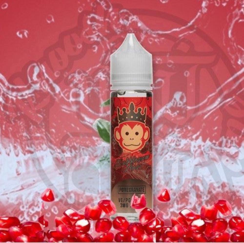 نكهة بابل جم رمان  POMEGRANATE Bubble Gum King Vapes
