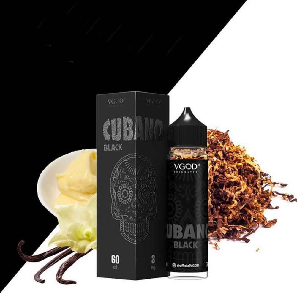 نكهة فيقود كوبانو بلاك VGOD CUBANO BLACK