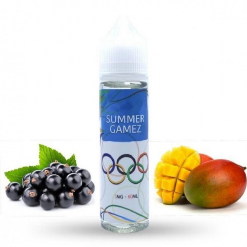 نكهة سمر SUMMER GAMEZ - 60ML