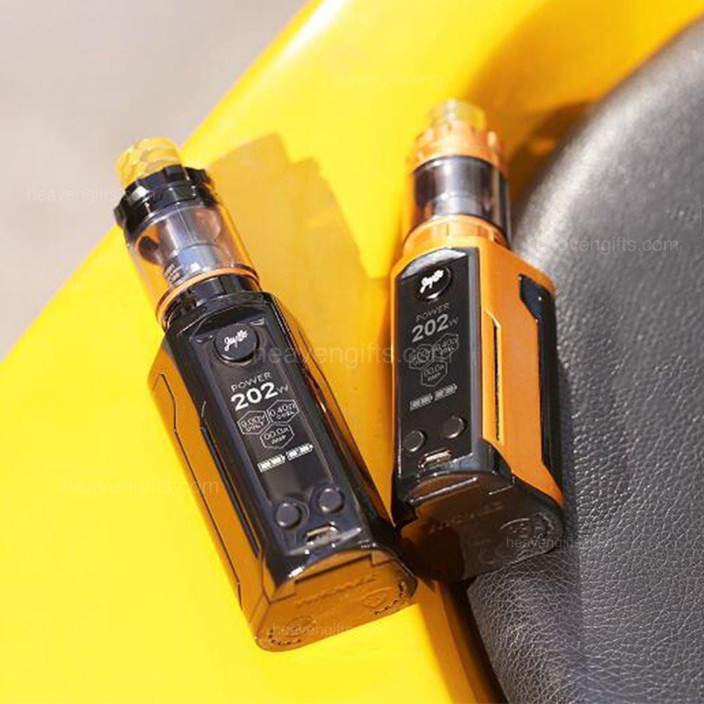 شيشة ويسمك ريوليكس WISMEC REULEAUX RX GENE Dual