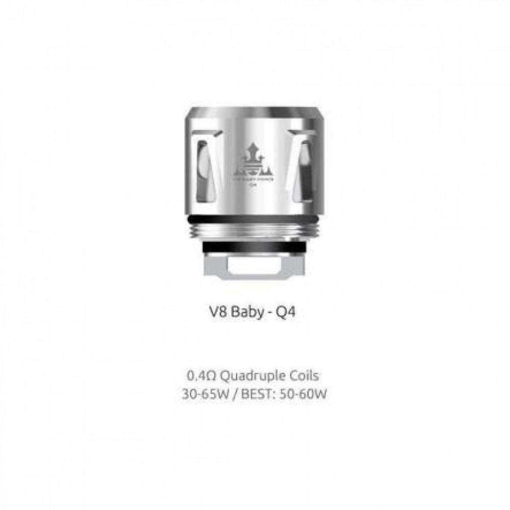 كويلات سموك بيبي برنس Smok V8 Baby - Q4