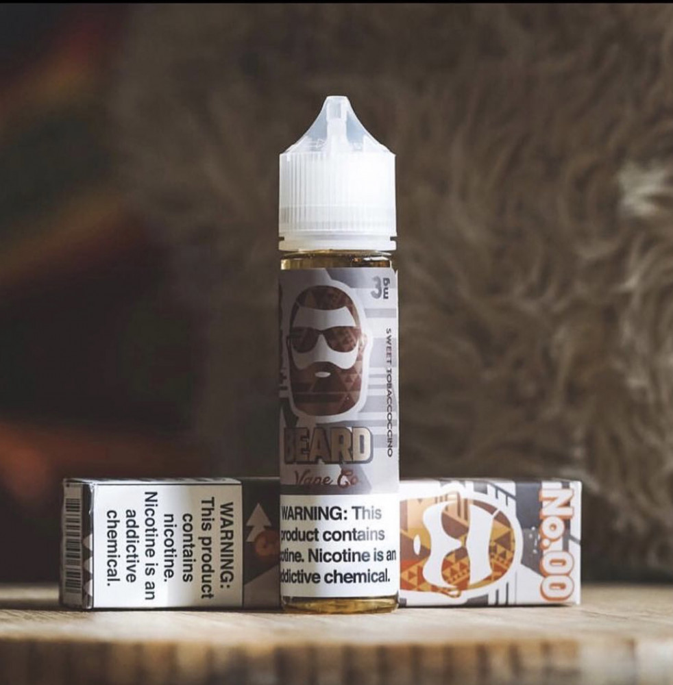 نكهة بيرد No 00 - BEARD VAPE CO - 60ML