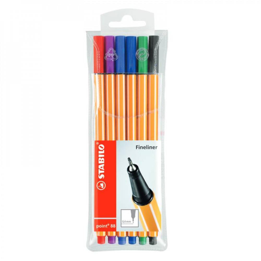 STABILO, Stationery, Fineliner, ستابيلو, أقلام, قرطاسية, فاينلاينر