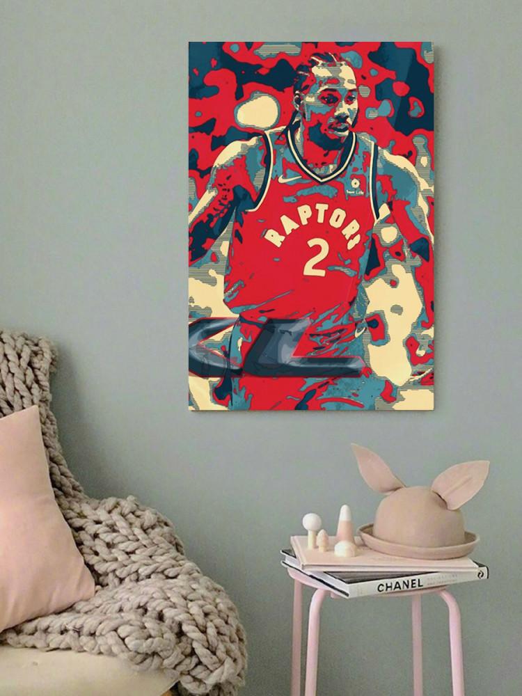 لوحة كاواي ليونارد خشب ام دي اف مقاس 40x60 سنتيمتر