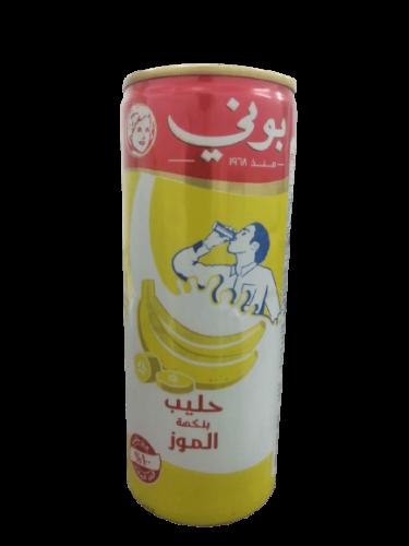 حليب الموز بوني 250مل اسواق المحسن