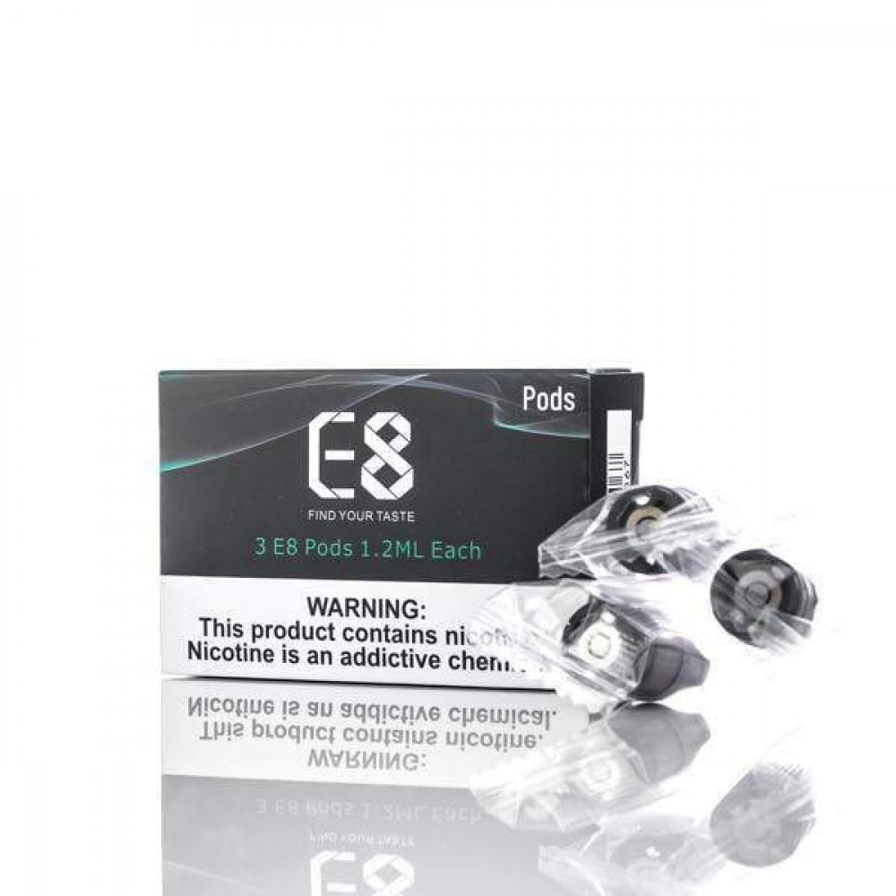 بودات E8