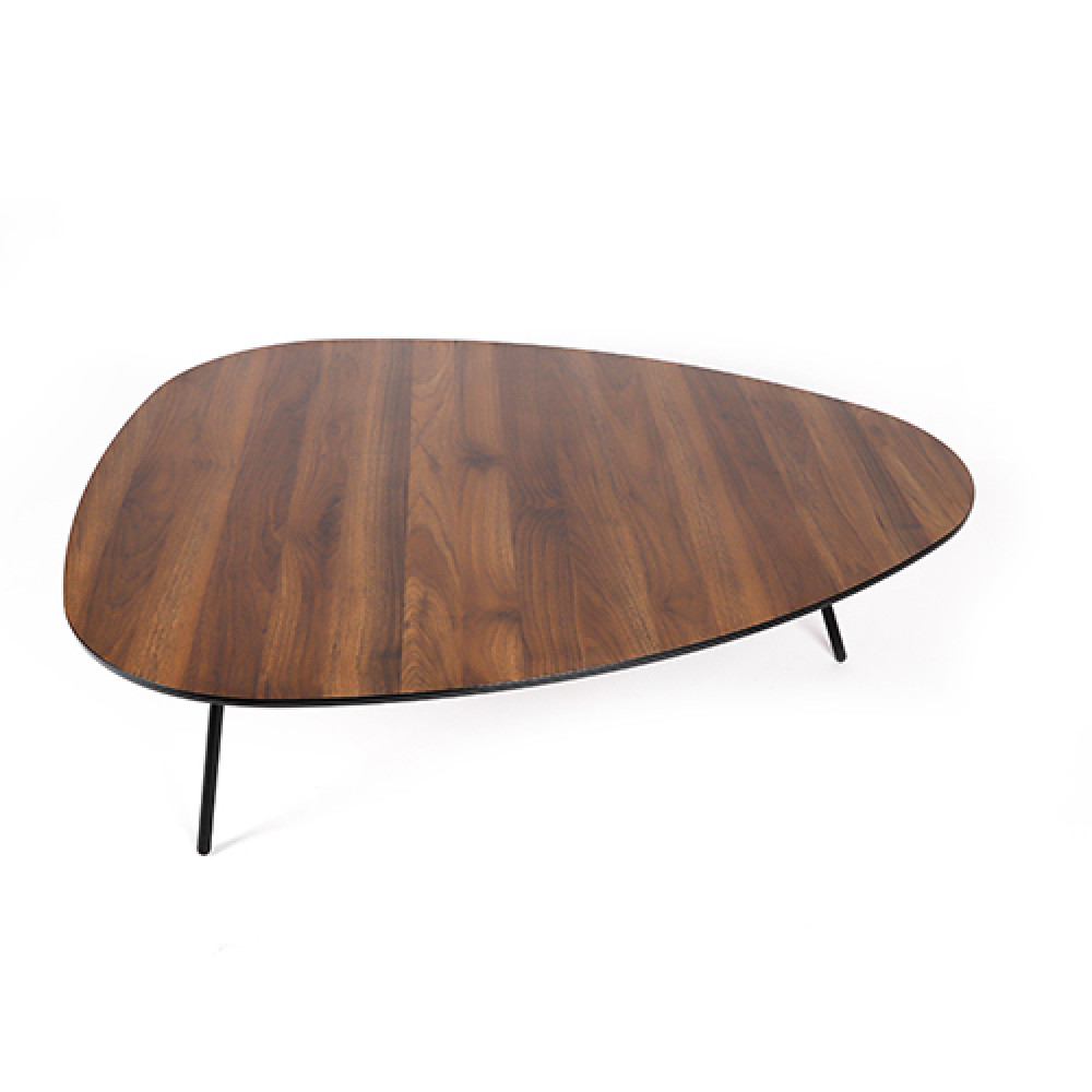 من متجر مواسم طاولة قهوة موديل سيرينا خشبية بتصميم بيضاوي مميز جدا