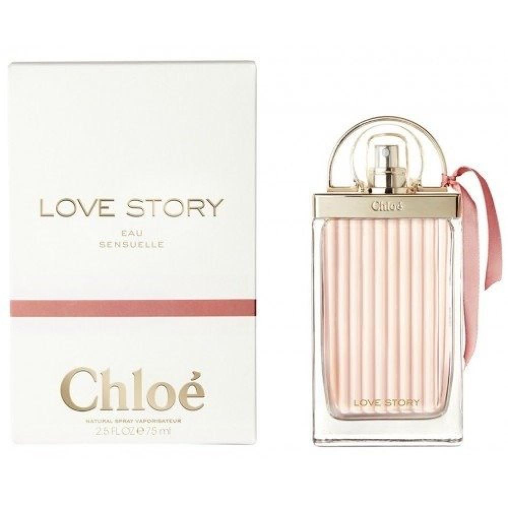 Chloe Love Story Eau Sensuelle Parfum 75ml خبير العطور