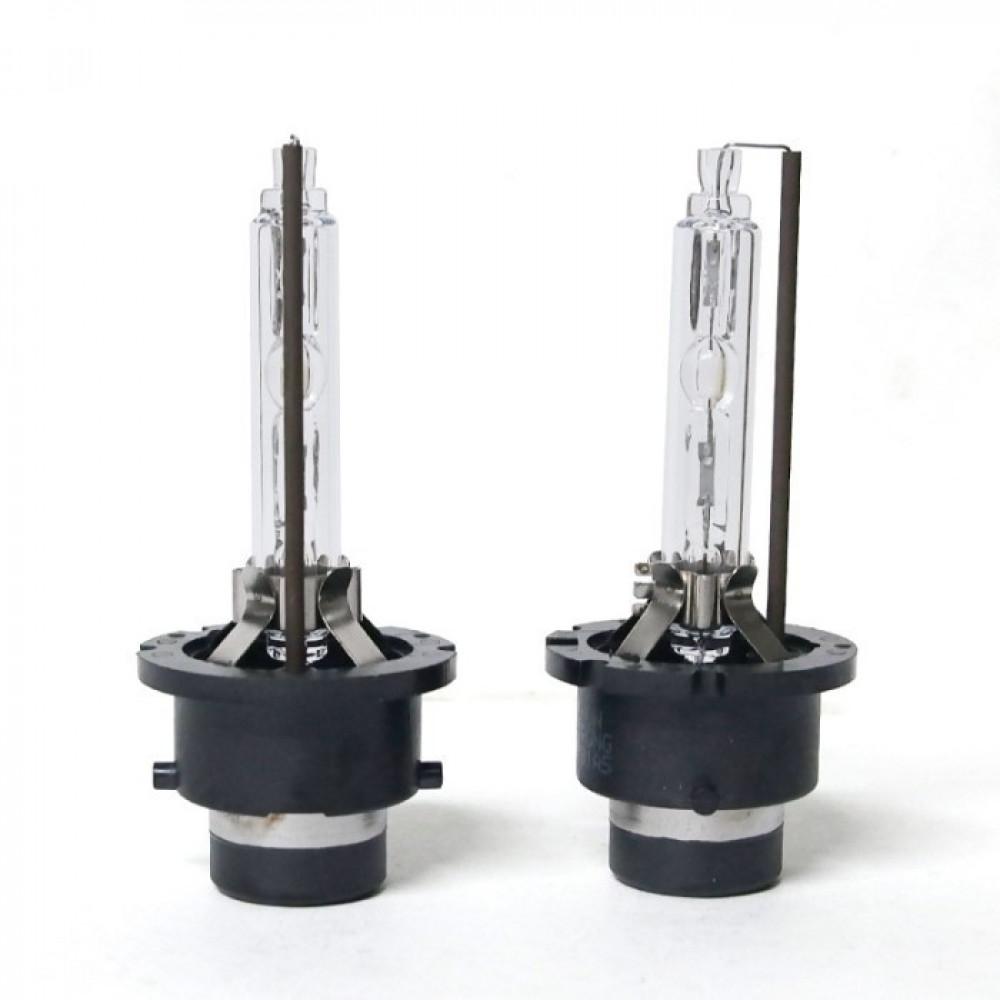 D4s HID Xenon Bulbs طقم لمبات زينون مقاس دي4 اس