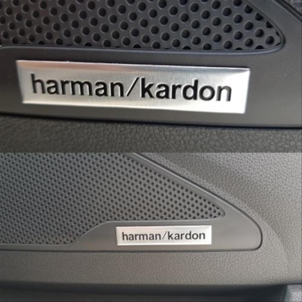 علامة سماعات هارمن كاردون كيا اوبتما  Harman Kardon Decal