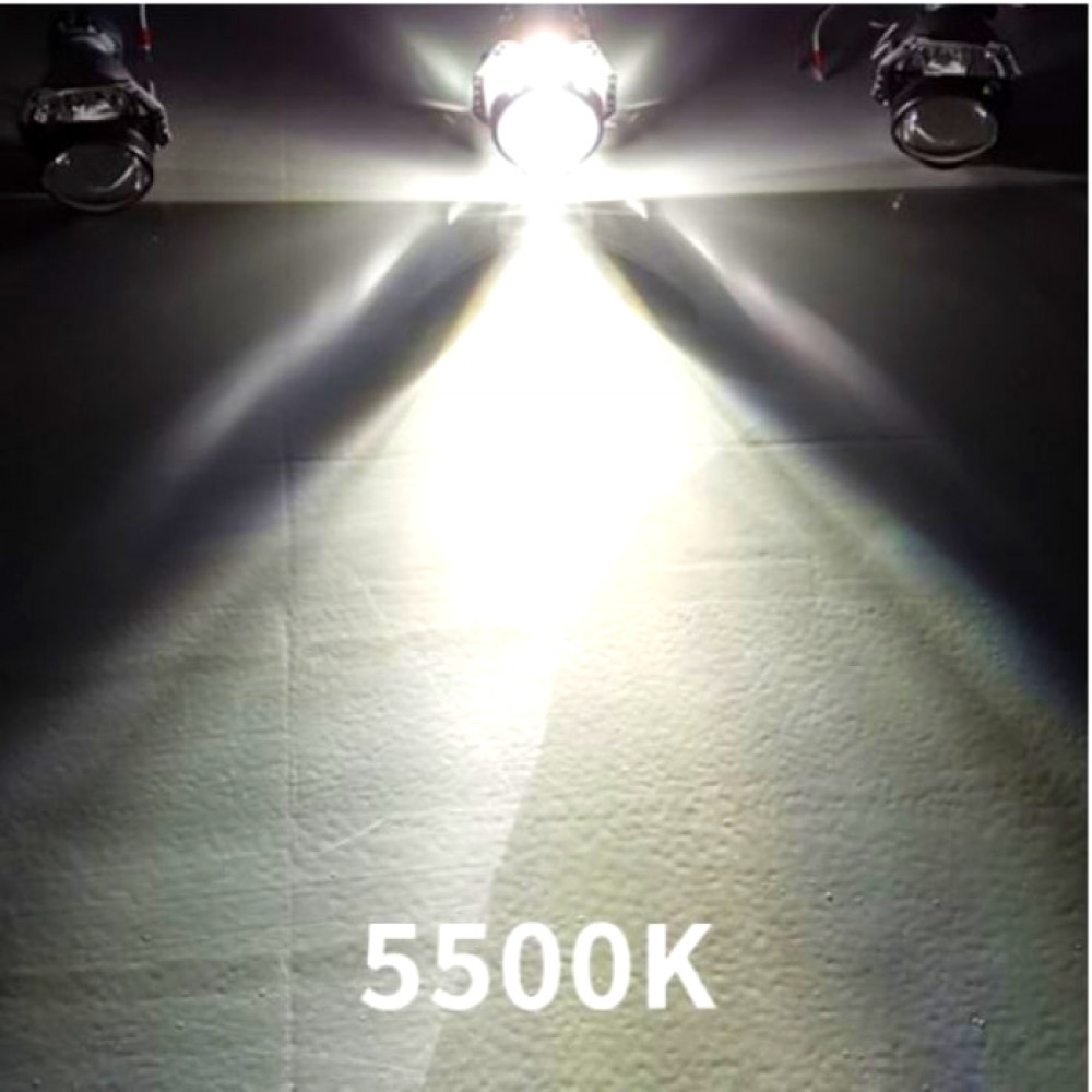 لمبات زينون لون ابيض 5500K