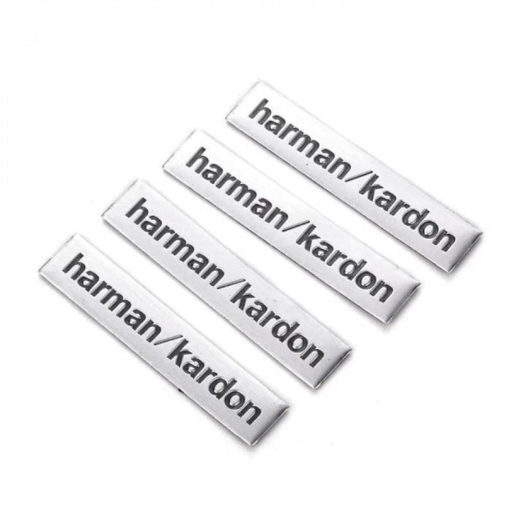 علامة سماعات هارمن كاردون كيا Harman Kardon Decal