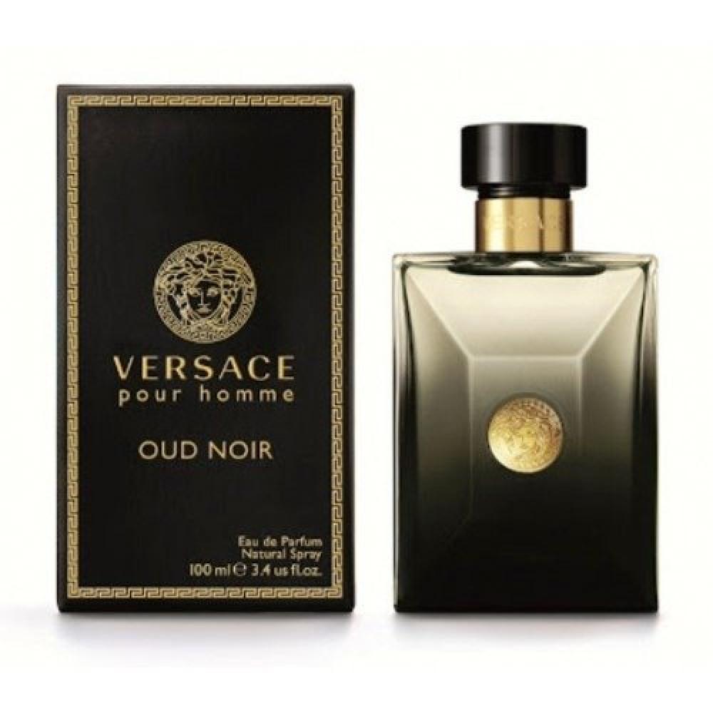 Versace Pour Homme Oud Noir Eau de Parfume 100ml خبير العطور
