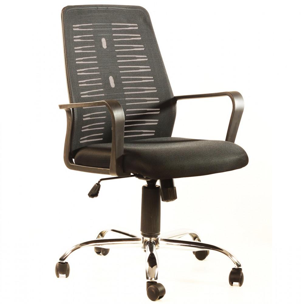 140-كرسي-مكتب-متحرك-دوار-أسود-كوزمو