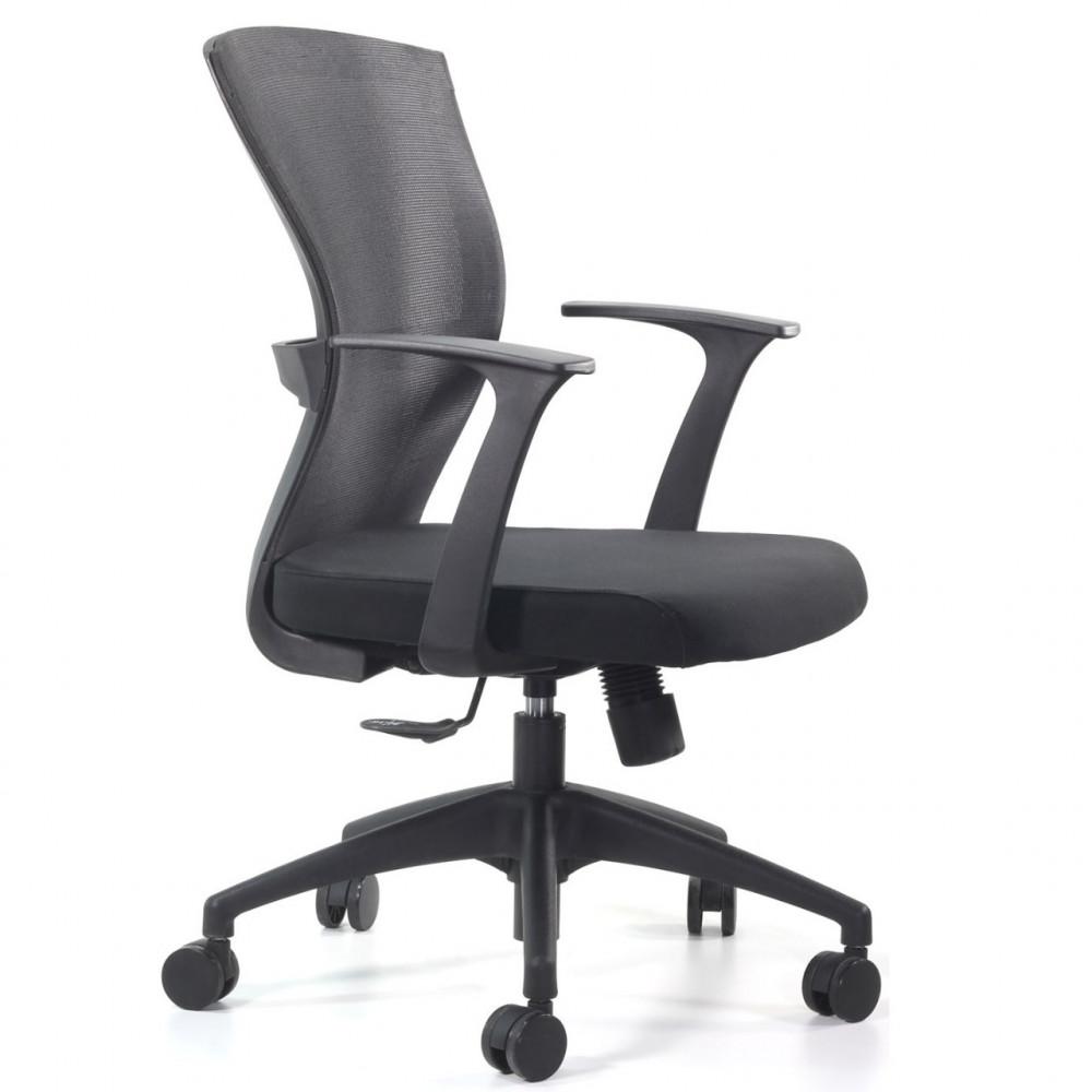 142- كرسي مكتب شبك فاخر - وحدات عمل