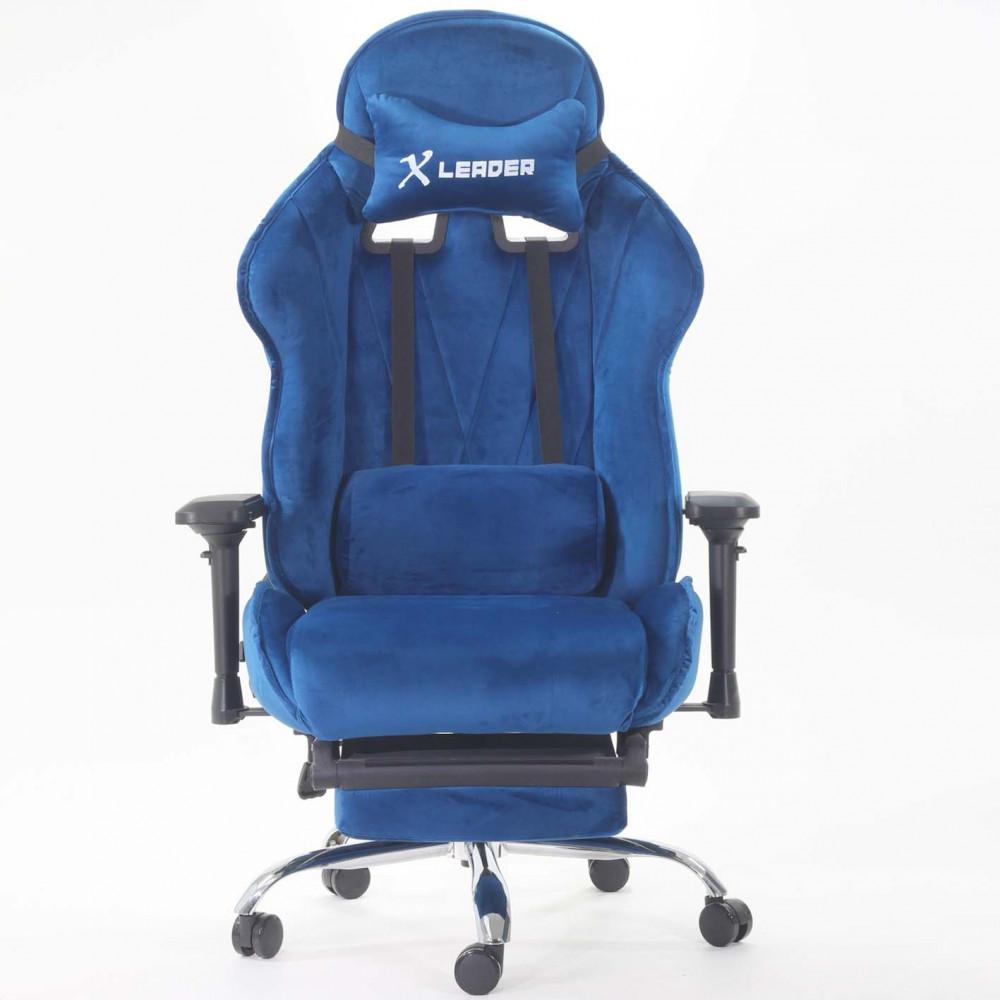 669-كرسي قيمنق ليدر  أزرق شامواه المطور