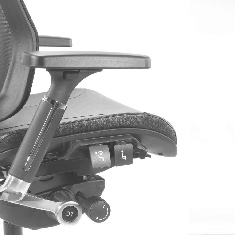 657-كرسي مكتب موديل كوري  DAEHA موديلD7