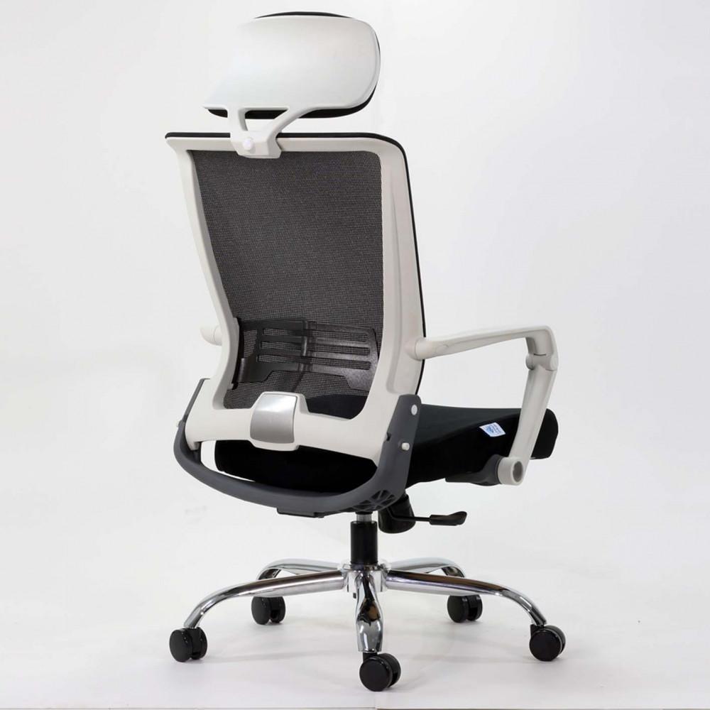 303-كرسي مكتب شبك قابل للطي موديل  ستار