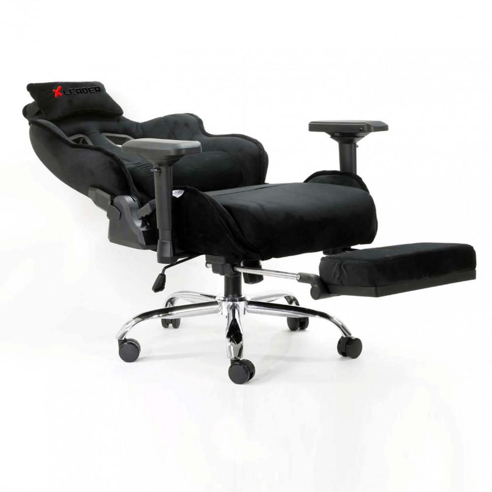 كرسي قيمنق ليدر سود مخمل