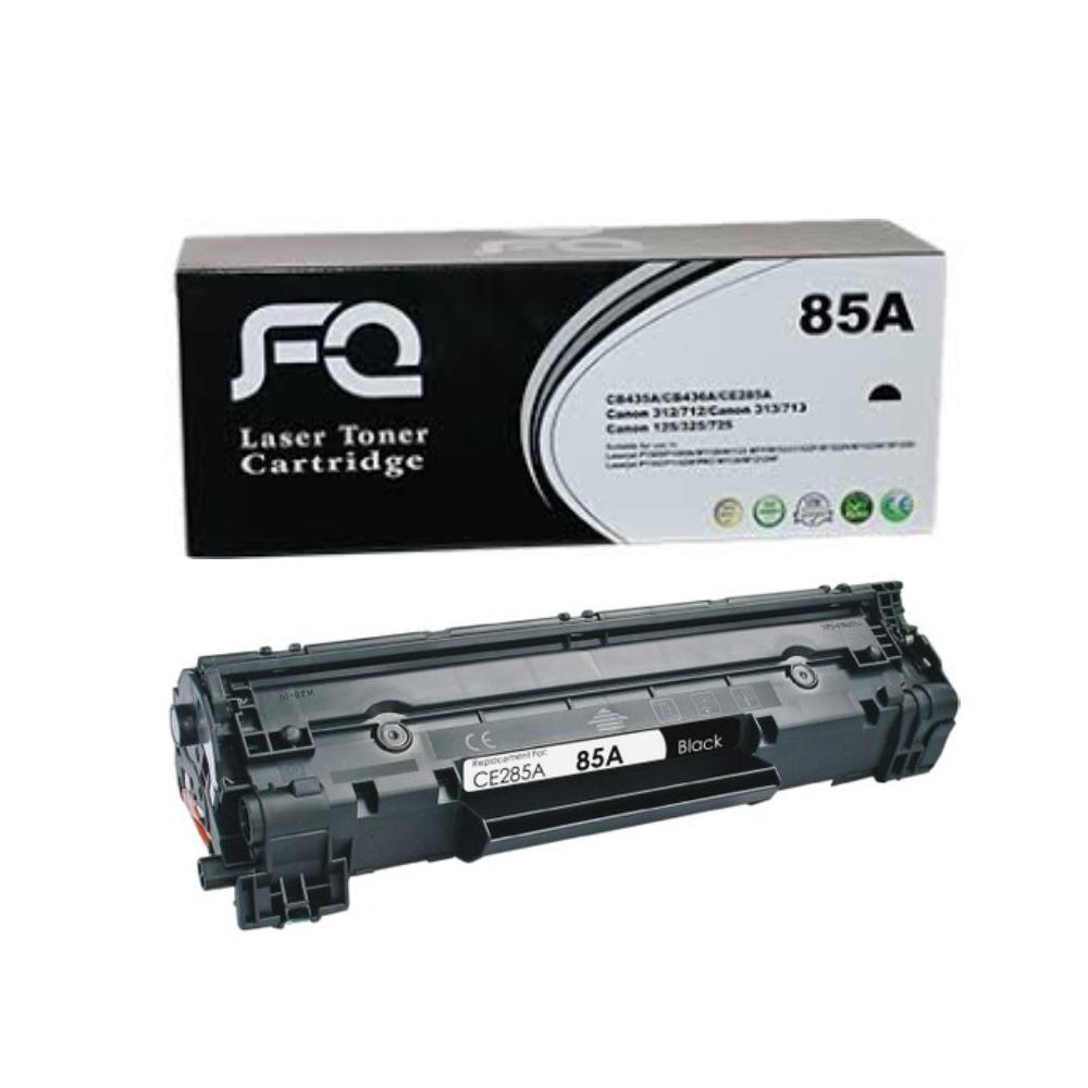 حبر طابعة HP أسود - TONER FQ 1102 CE285A 85A BLACK