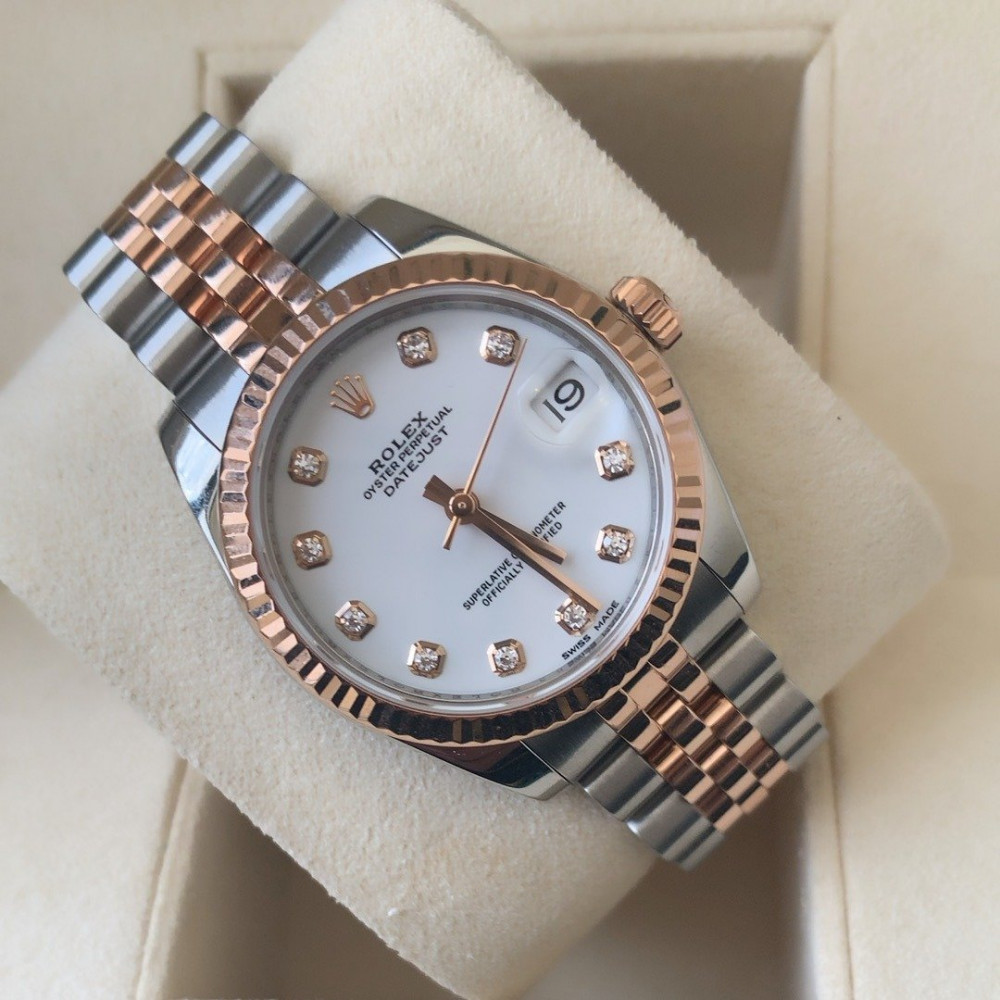 ساعة رولكس ديت جست الأصلية الثمينة مستعمل 178271