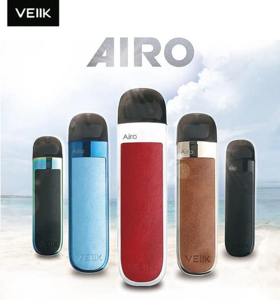 سحبة  AIRO Kit - شيشة سيجارة نكهات VAPE فيب