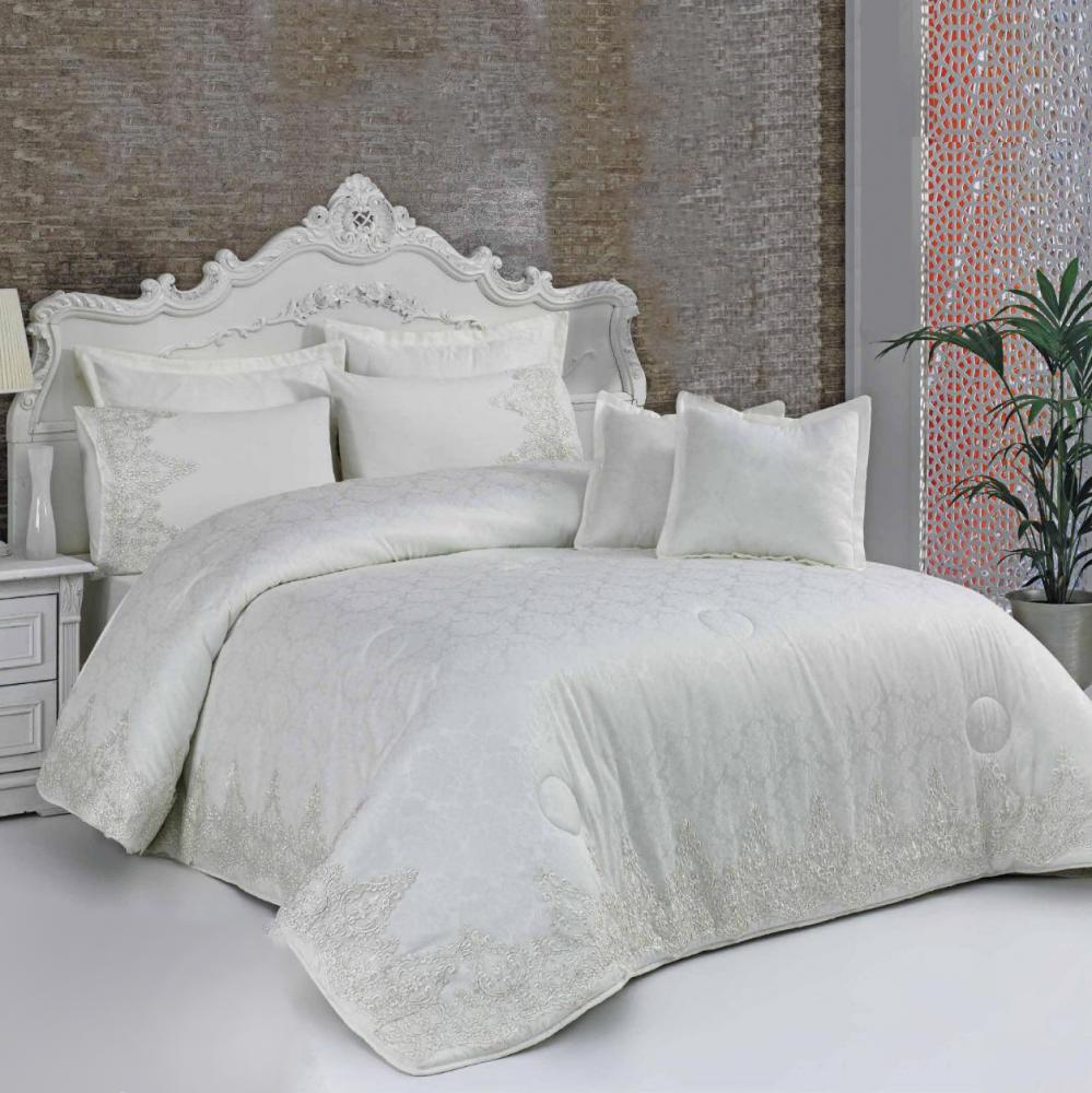 مفارش سرير صيفي نفرين - متجر مفارش ميلين
