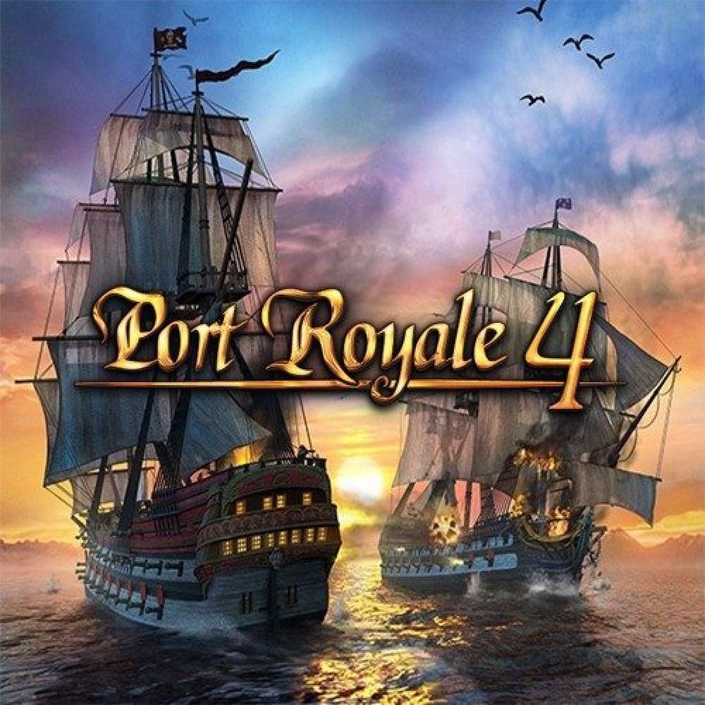 لعبة PORT ROYALE 4