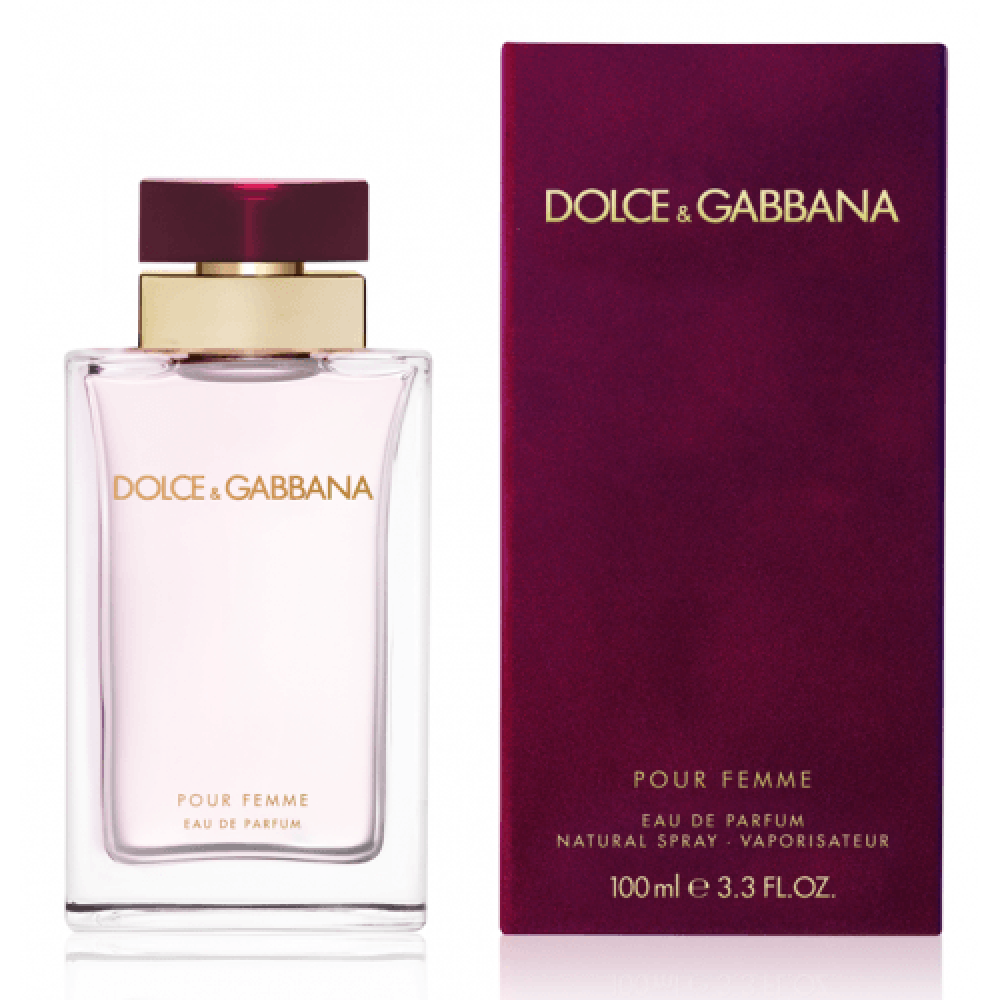 Dolce Gabbana Pour Femme Eau de Parfum 100ml خبير العطور