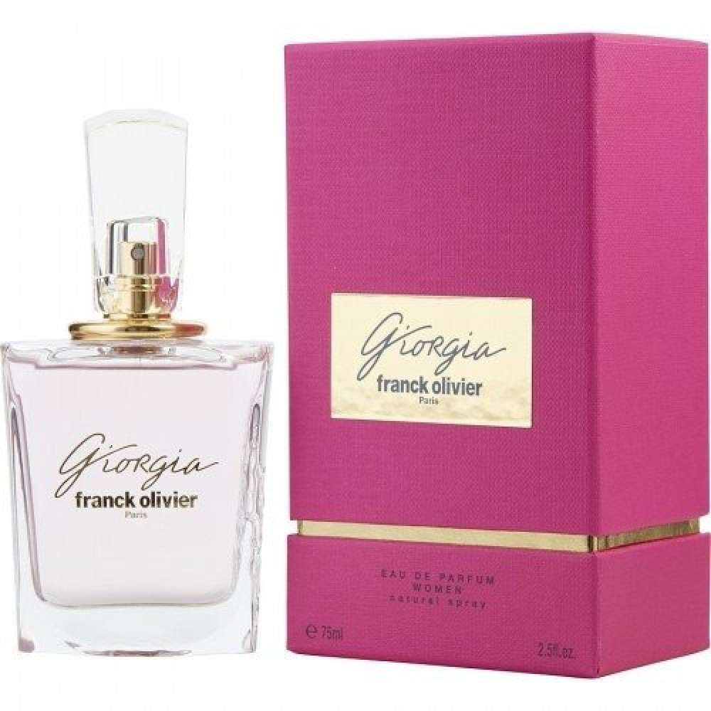 Franck Olivier Giorgia Women Eau de Parfum 75ml متجر خبير العطور