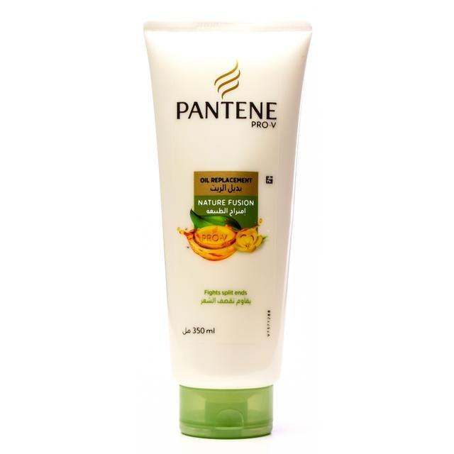 بديل الزيت امتزاج الطبيعة من بانتين 350 مل     Pantene Nature Blend Oi