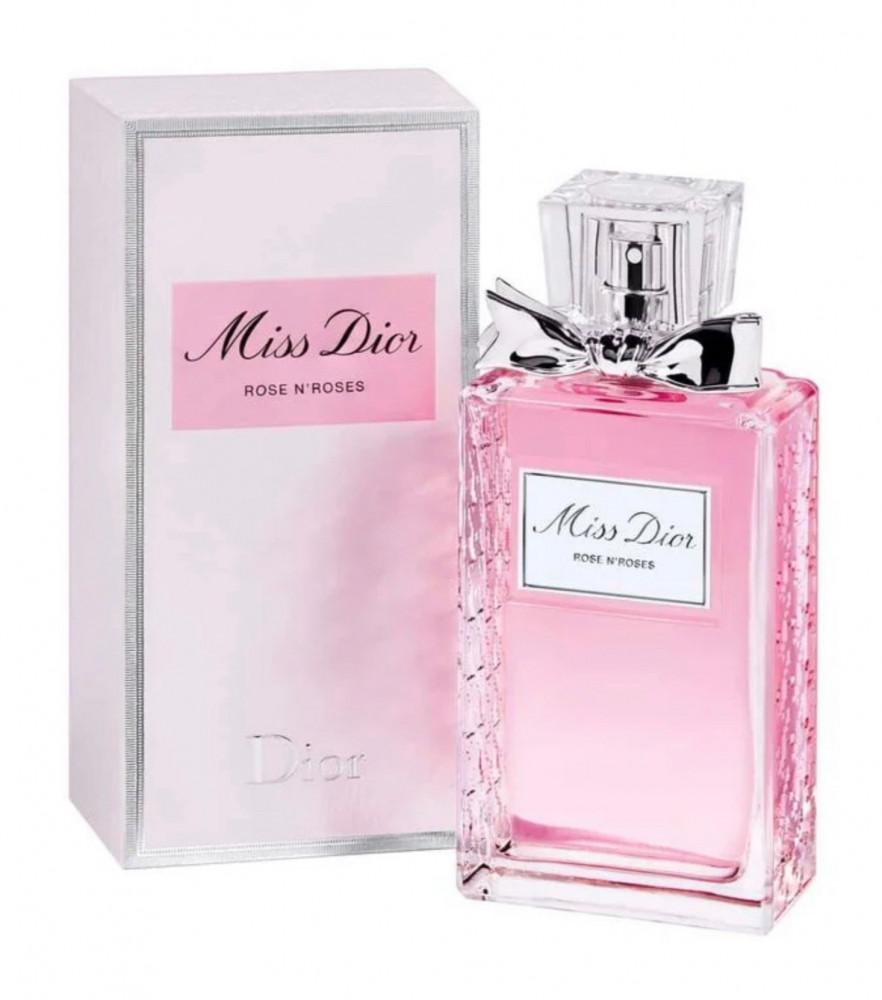 مس ديور روز ان روز أو دو تواليت أندرسكور  Miss Dior Rose N Roses EDT