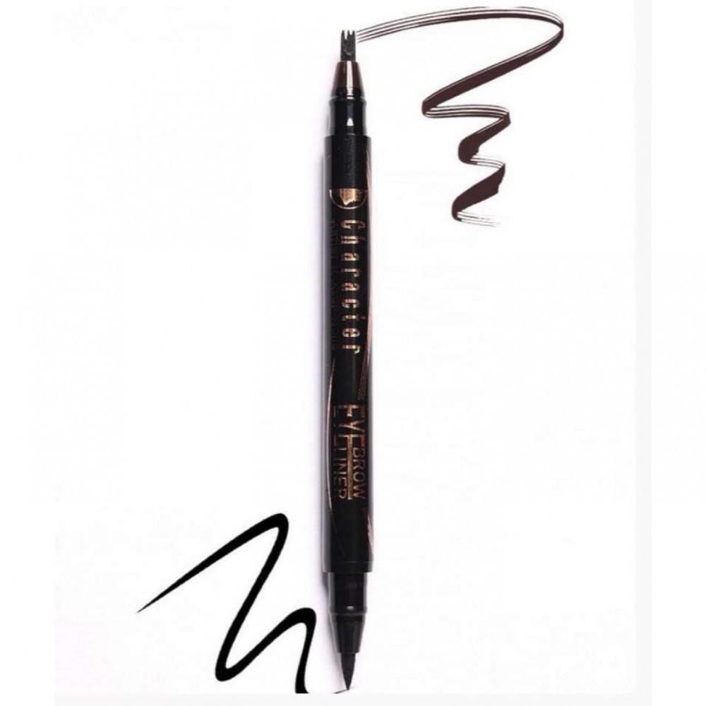 قلم حواجب و ايلاينر من كاركتر ENE001