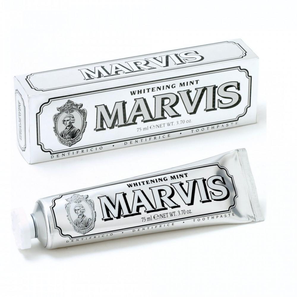 معجون مارفيس بالنعناع للتبييض 75 مل