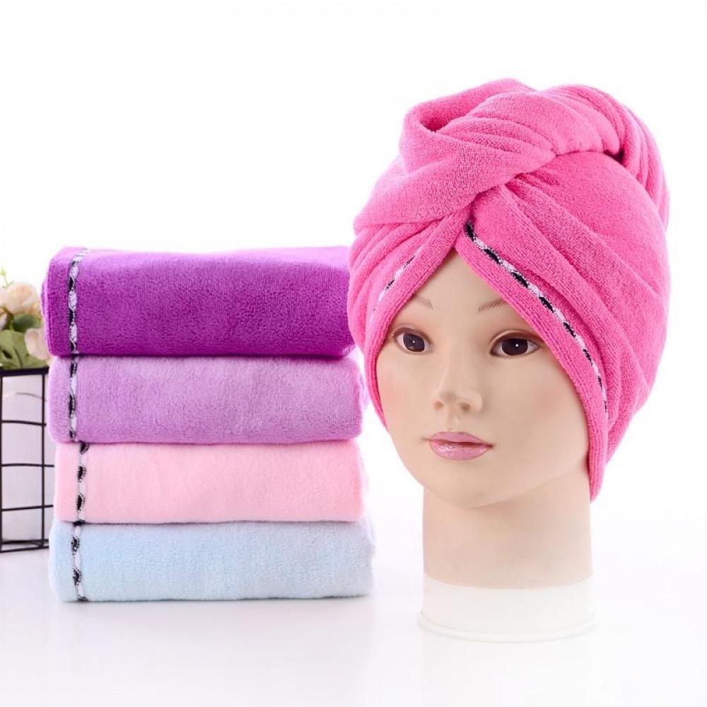 منشفة شعر مايكروفايبر
