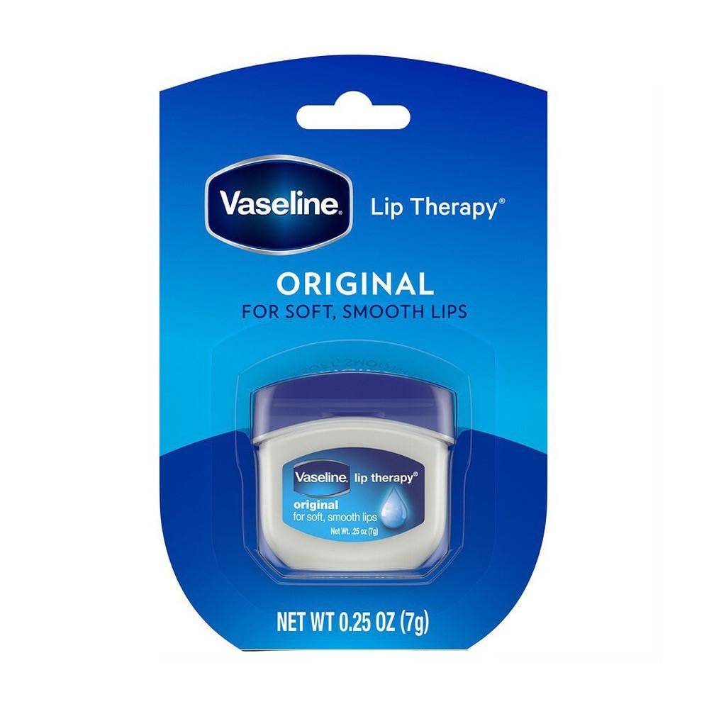بلسم فازلين للشفاه الاوريجنال Vaseline Lip Therapy Original Mini