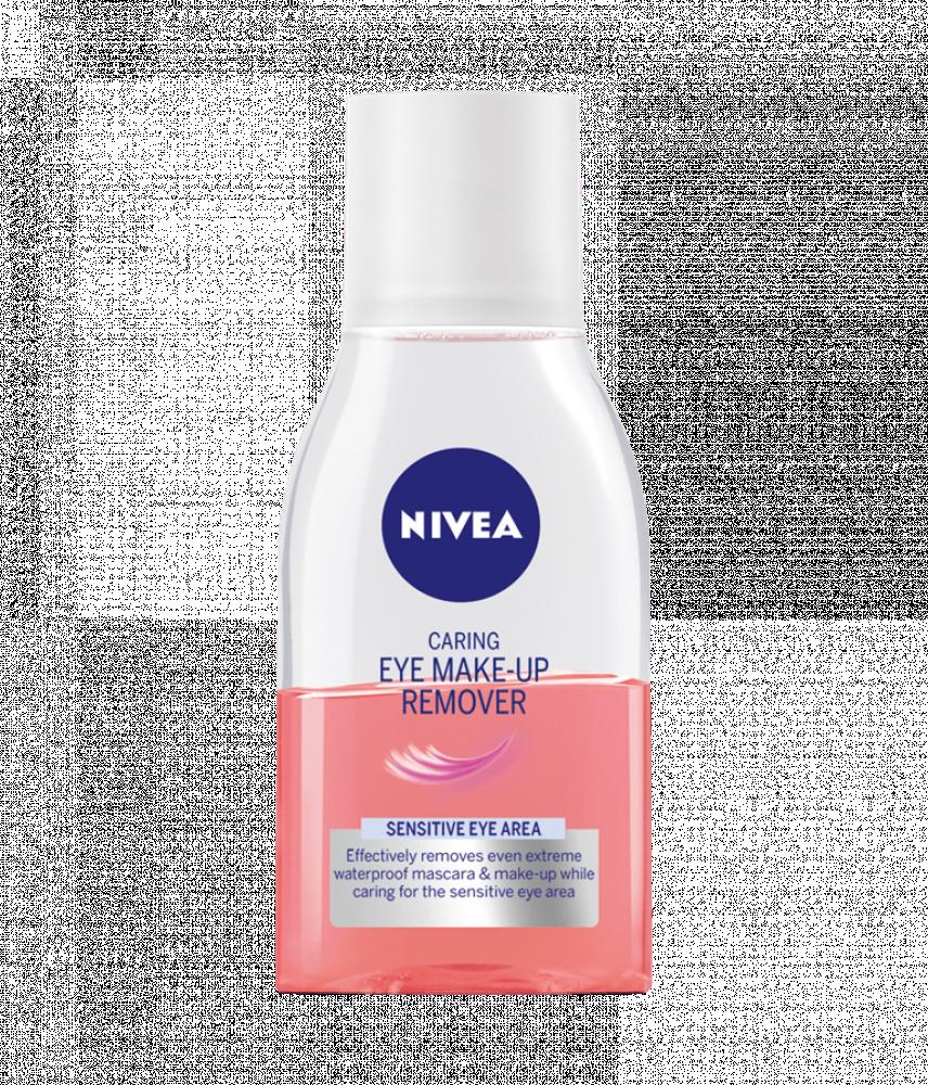 NIVEA مزيل مكياج العيون للتفتيح الطبيعي من نيفيا 125 ملل