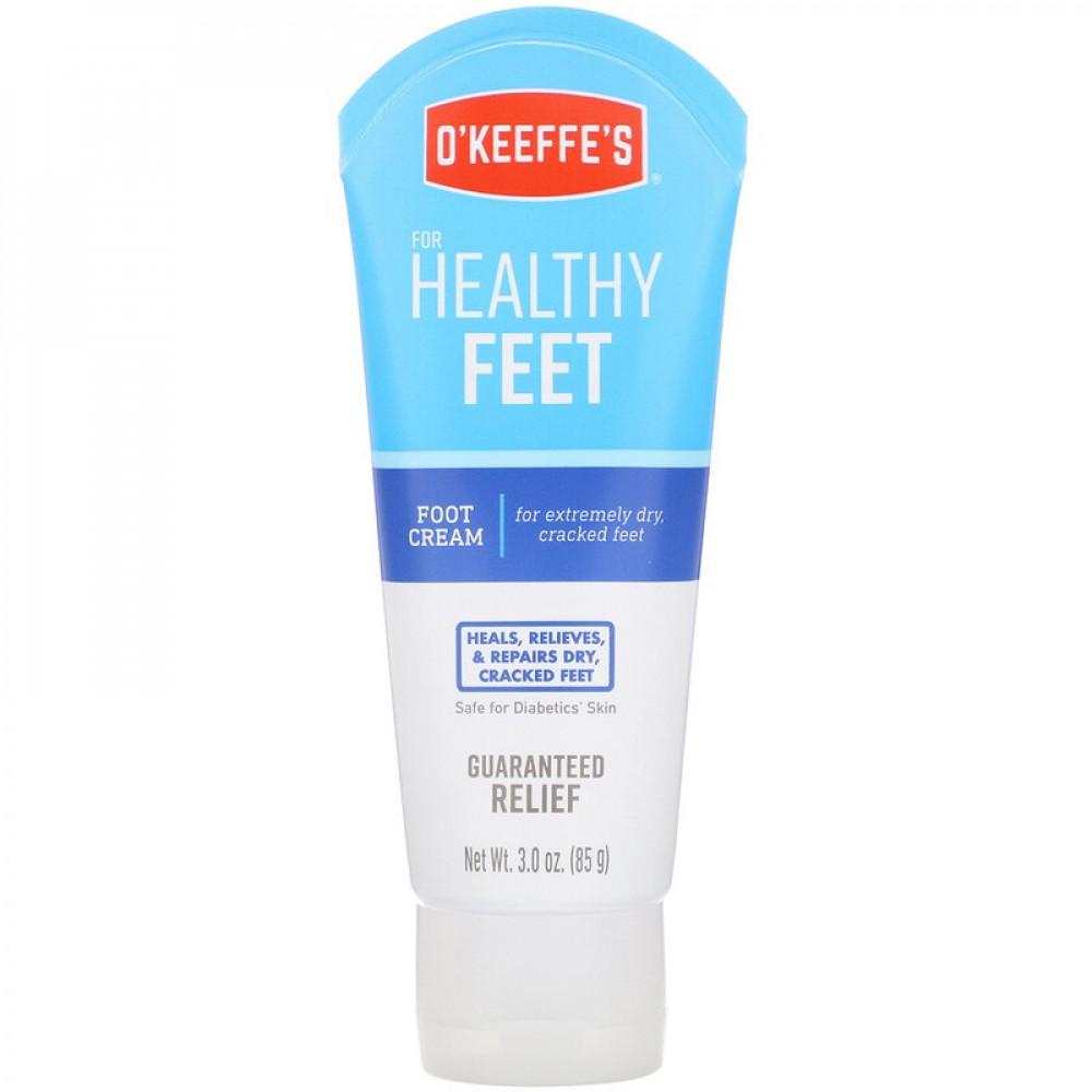 كريم اوكيفز  للأقدام شديدة الجفاف والمتشققة